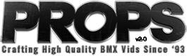 Props BMX