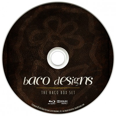 Baco box set blu-ray disc
