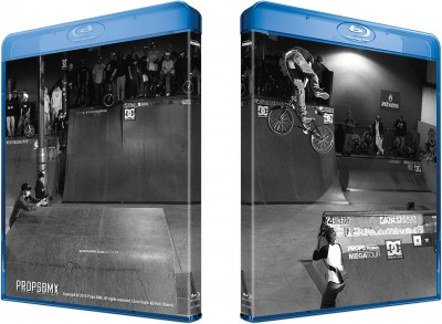 Megatour Box Set Blu-ray case & printed insert